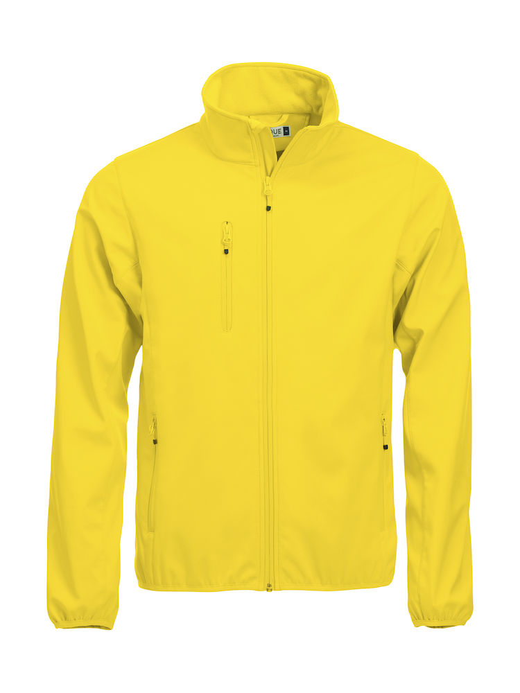 739a7e98 Softshell-jakke Clique Basic, 10 sitrongul