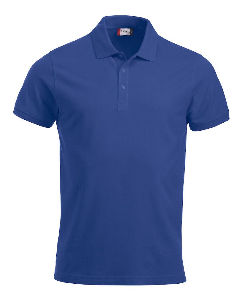 Pique skjorter med logo Avseth trykk og reklame