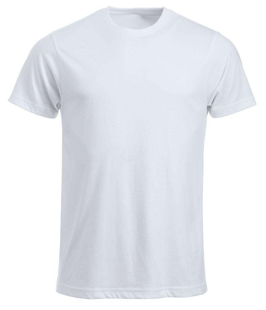 T-skjorte NewClassic-T 029360,_hvit 00