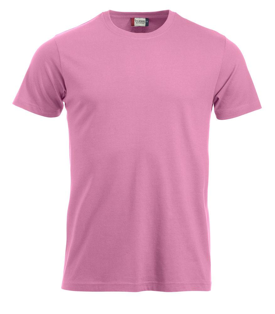 T-skjorte New Classic-T 029360, klar rosa 250