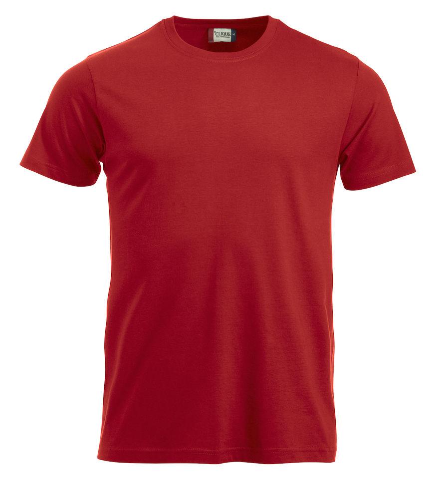 T-skjorte NewClassic-T 029360,_rød 35