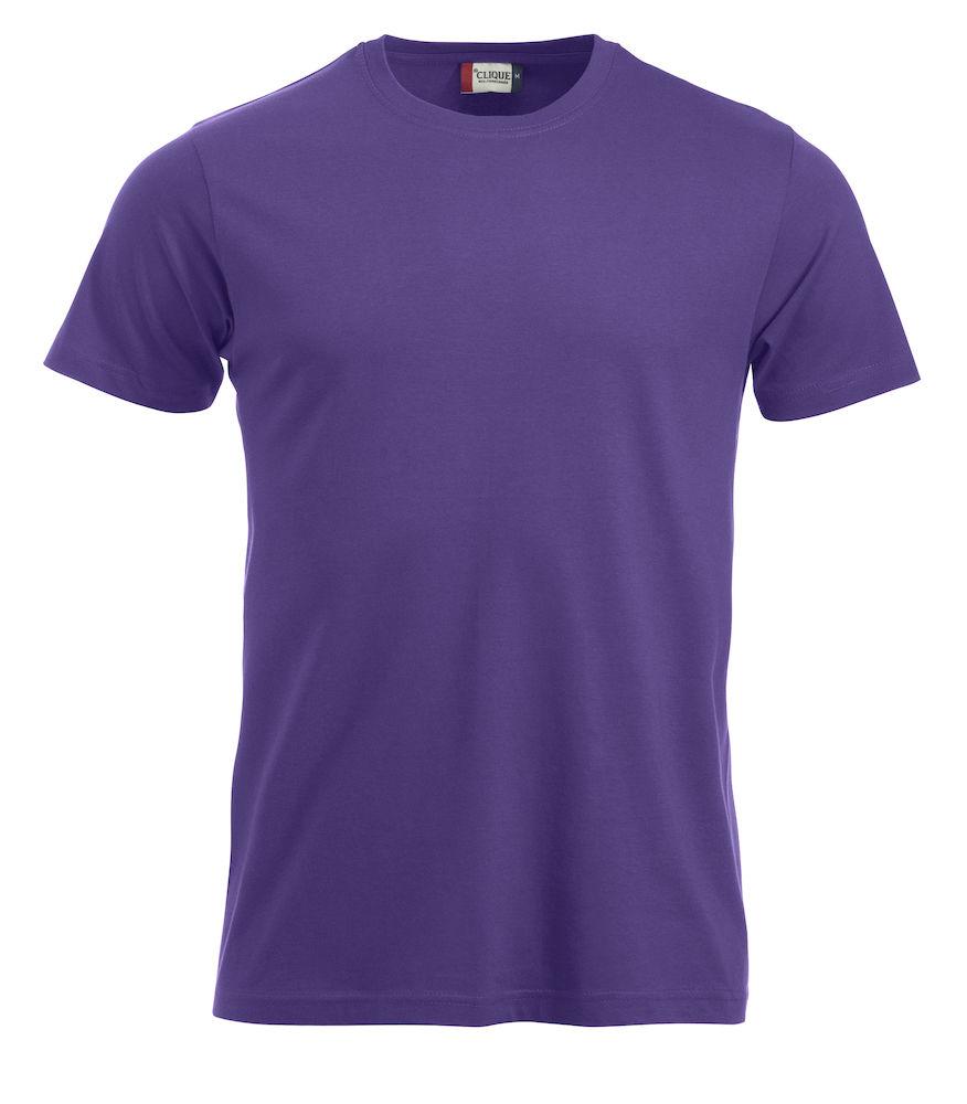 T-skjorte NewClassic-T 029360,_sterk lilla 44