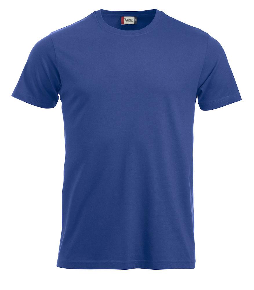 T-skjorte New Classic-T 029360, Koboltblå 56