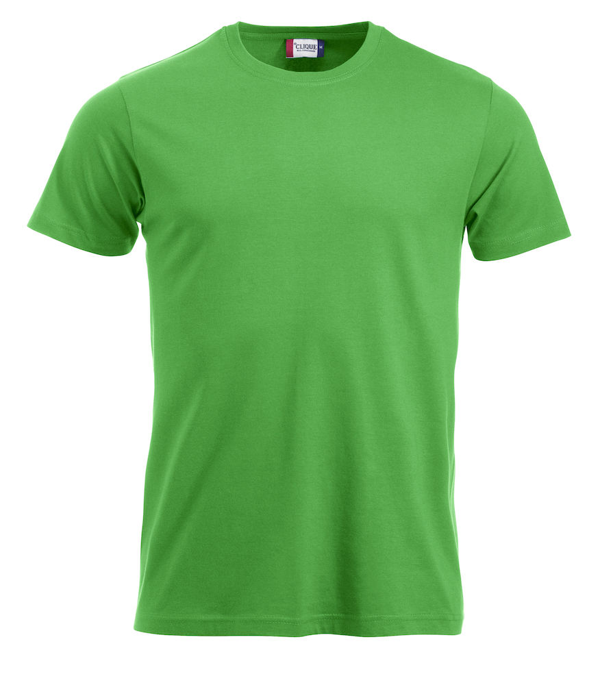 T-skjorte New Classic-T 029360, Eplegrønn 605