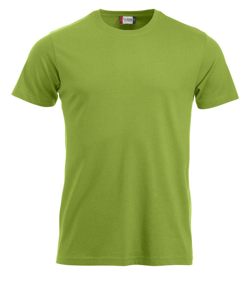 T-skjorte New Classic-T 029360, Lysegrønn 67