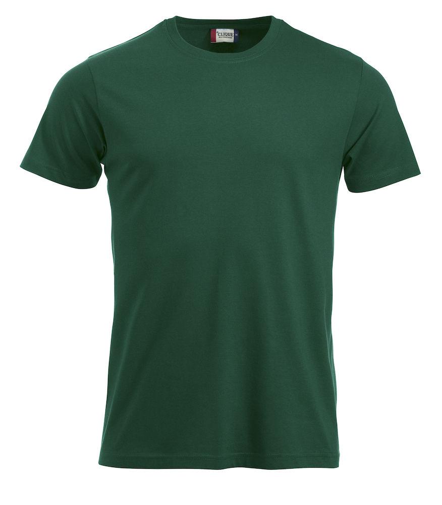 T-skjorte New Classic-T 029360, Flaskegrønn 68