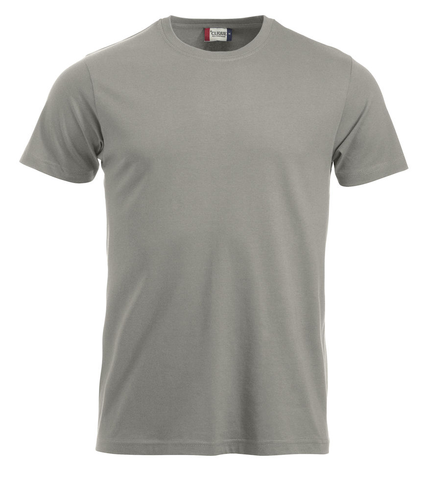 T-skjorte New Classic-T 029360, sølv 94