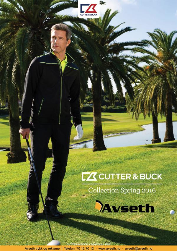 Cutter & Buck 2016 Avseth