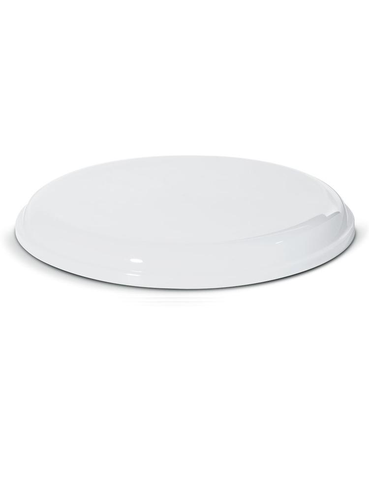 Frisbee Med Logo Hvit