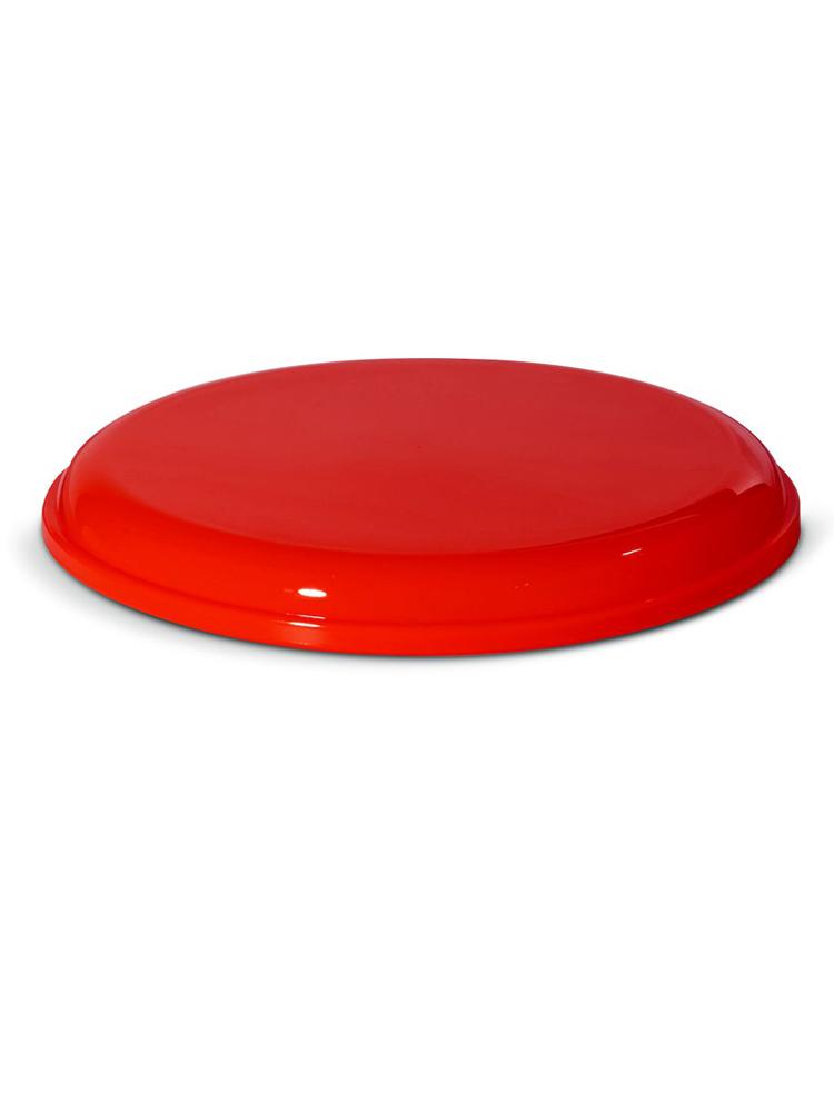 Frisbee Med Logo Rød