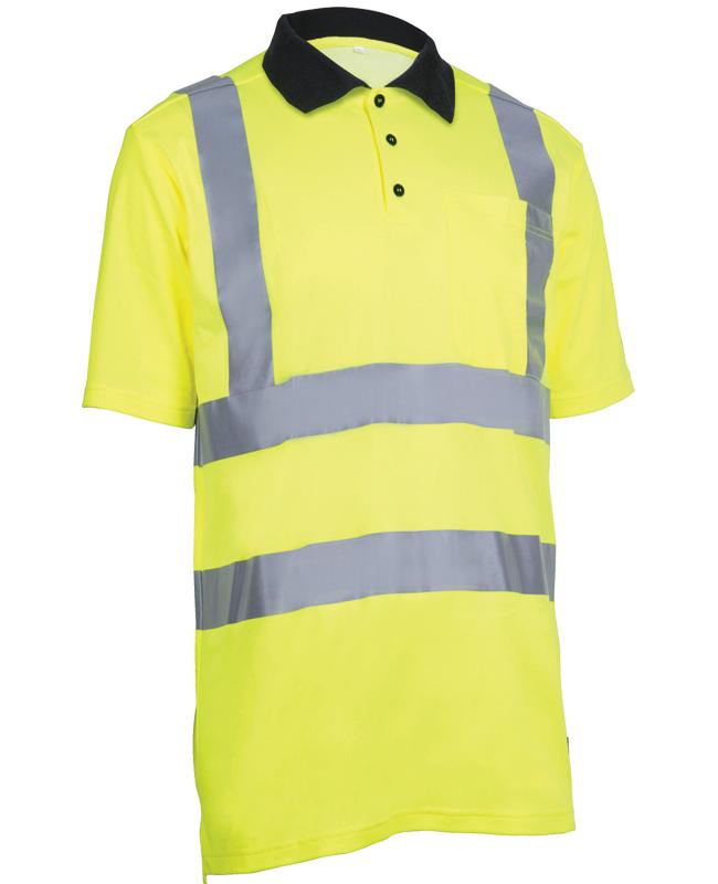 Poloskjorte Synlighet Wenaas EN-471 Kl. 3