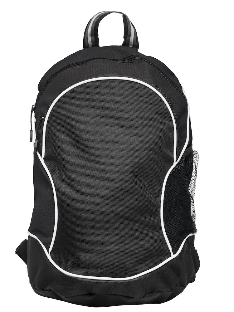 Ryggsekk Clique Basic Backpack, Sort Med Sort