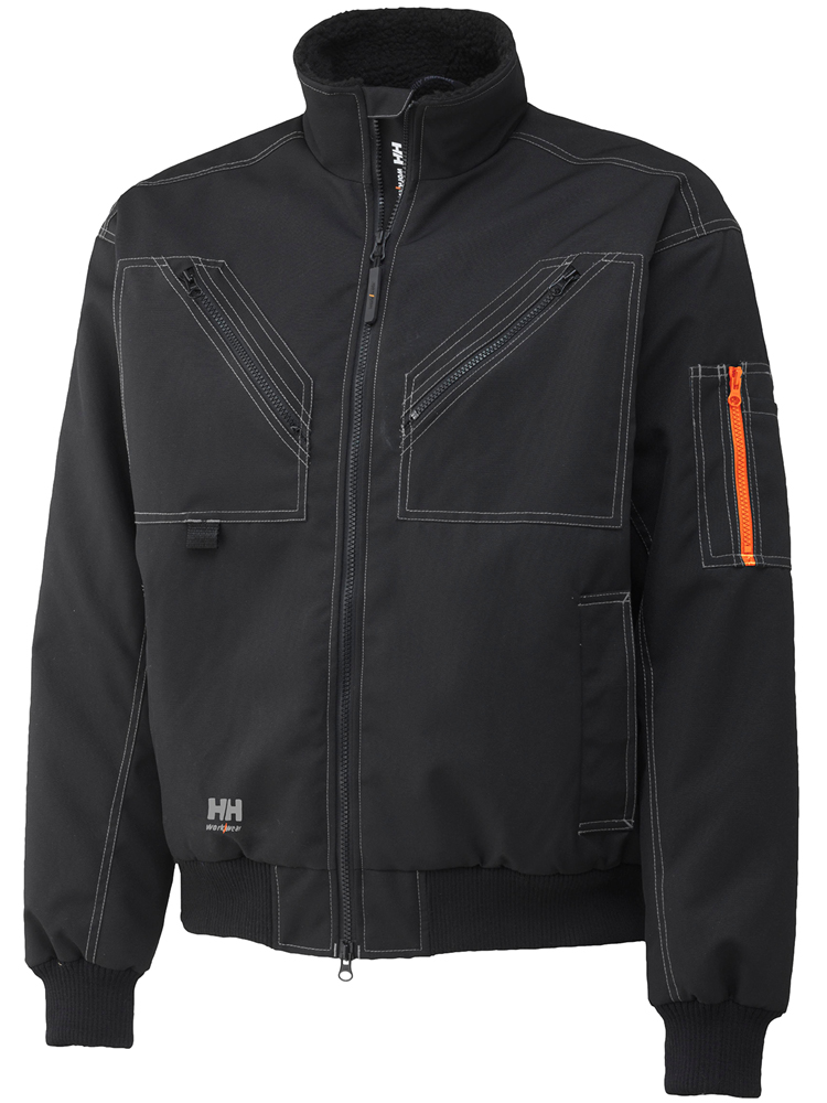 Helly Hansen Bergholm Jacket, Black