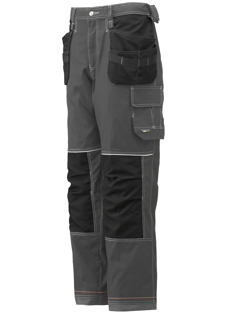 Helly Hansen Contruction Pant, Dark Grey & Black