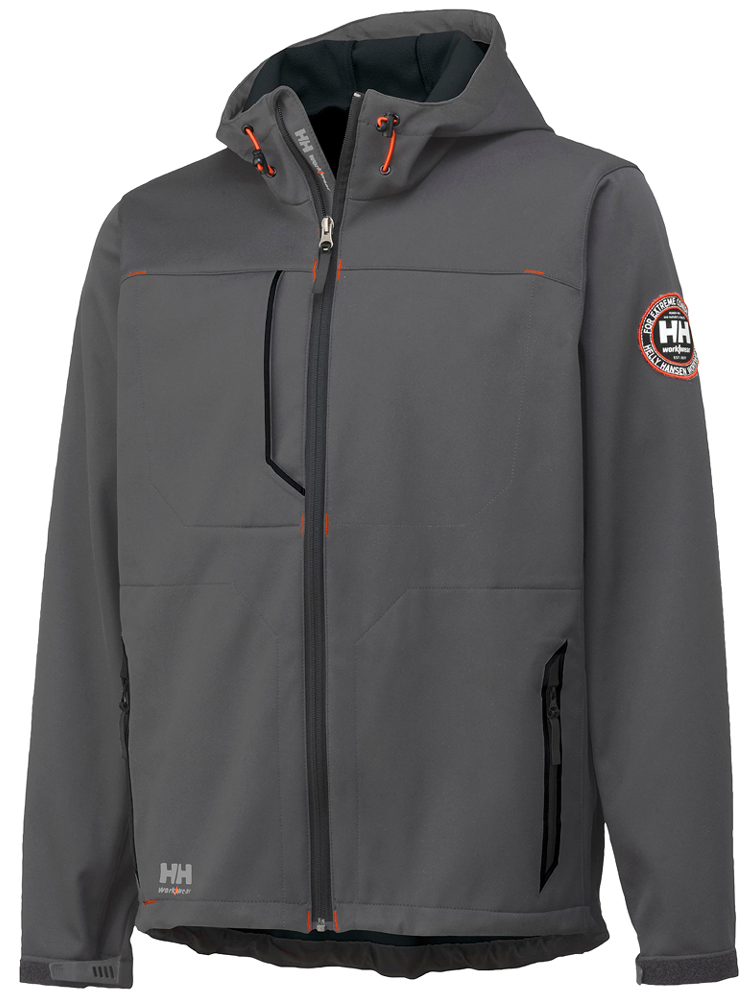 Helly Hansen Leon Jacket, Grey