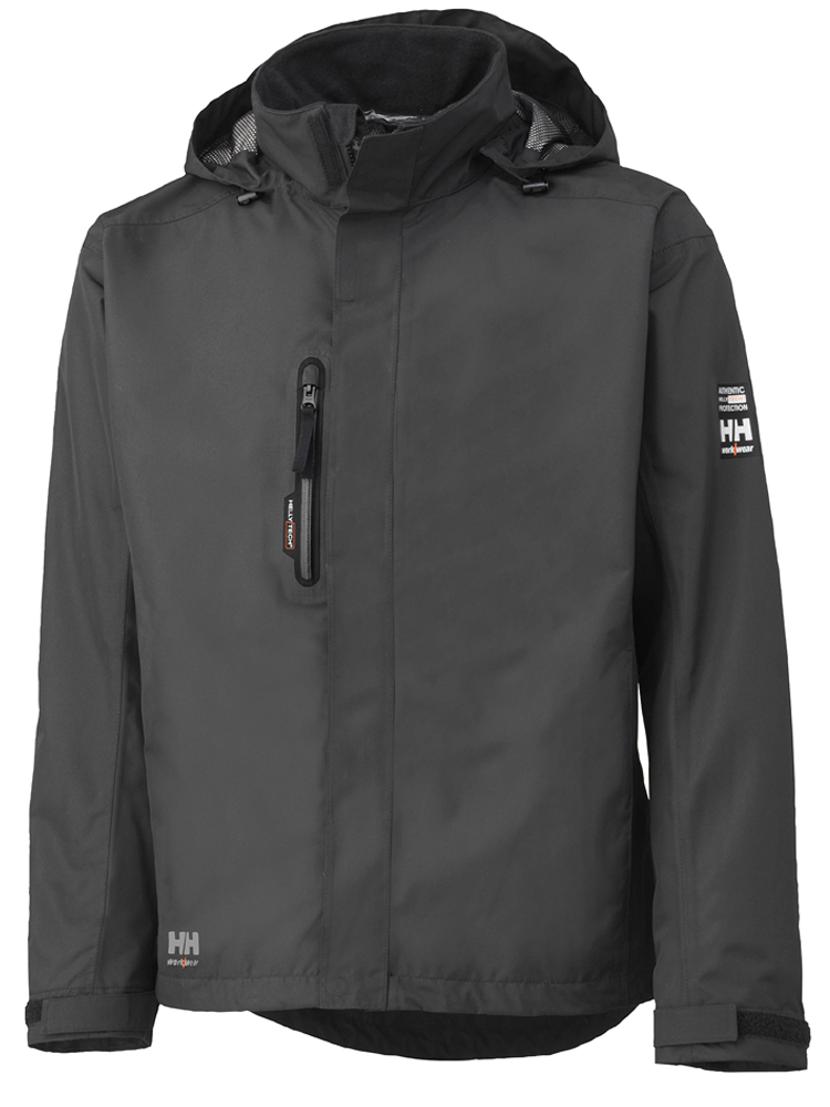Helly Hansen Jakke Haag Jacket, Dark Grey