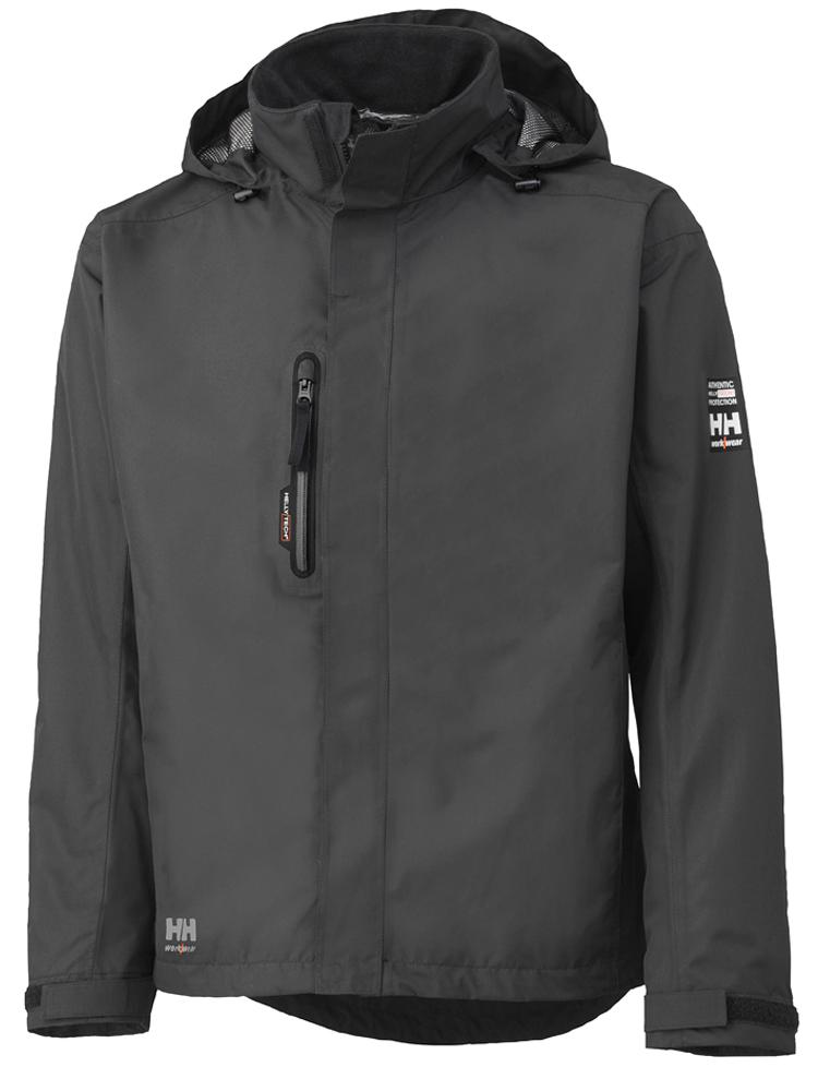 Helly Hansen jakke Haag Jacket, Dark grey
